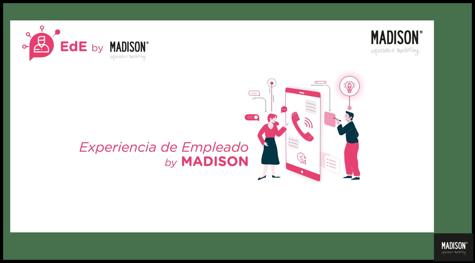 experiencia empleado madison