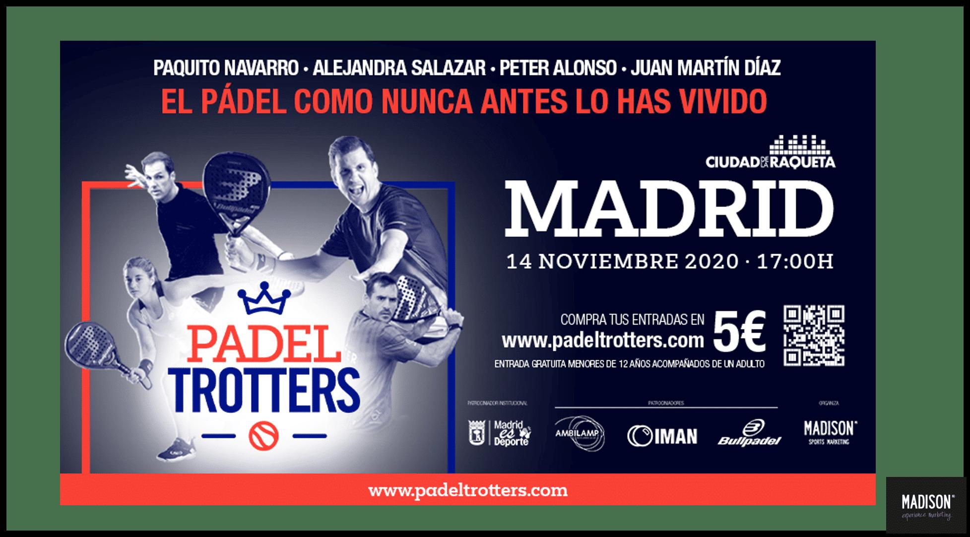 Padel Trotters madison