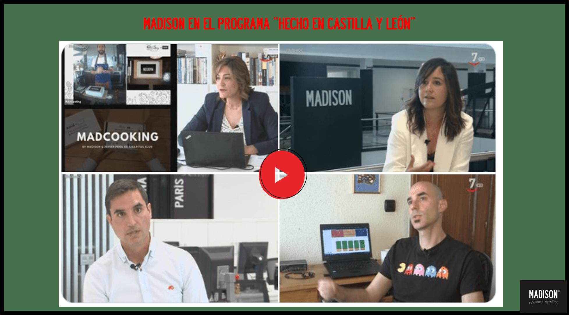Portada Hecho en Castilla y León MADISON