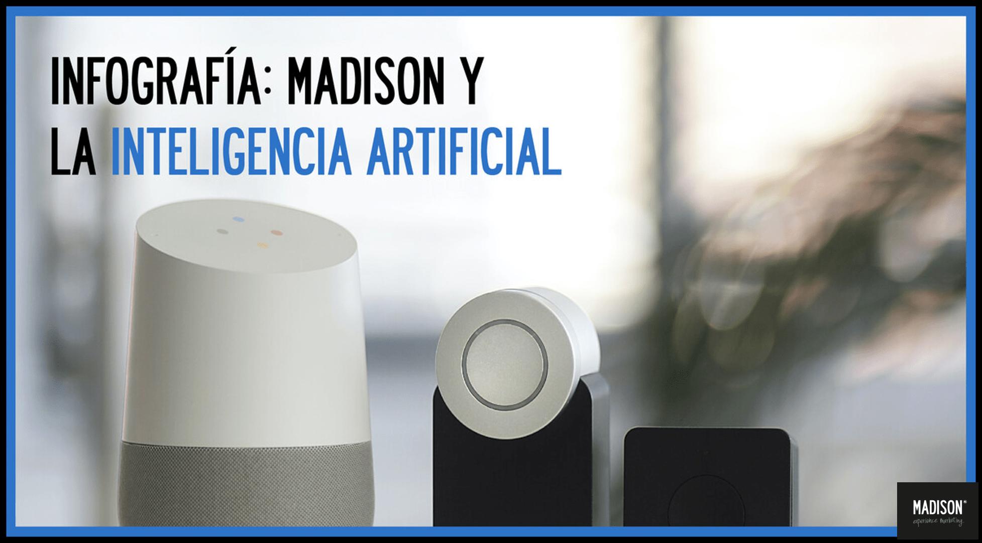 inteligencia artificial contact center madison