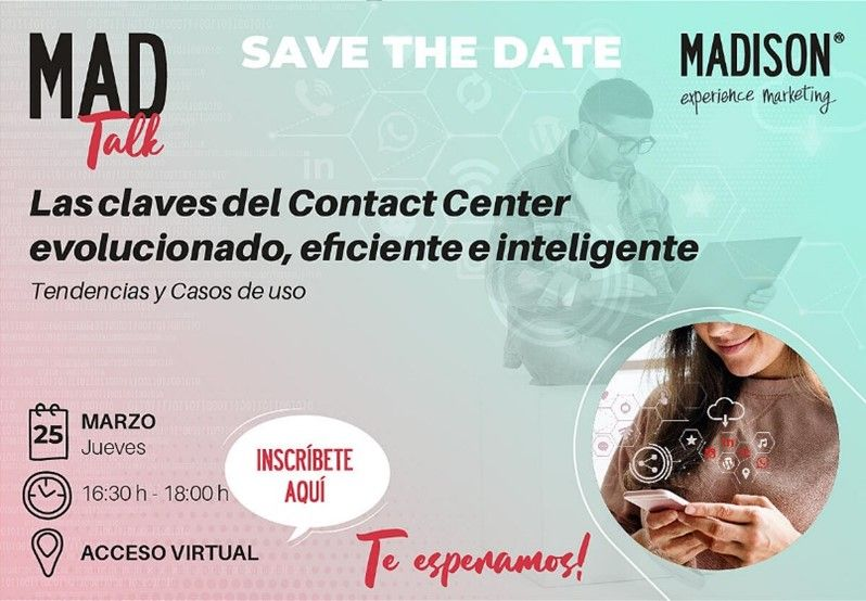 Madtalk madison contact center automatismos