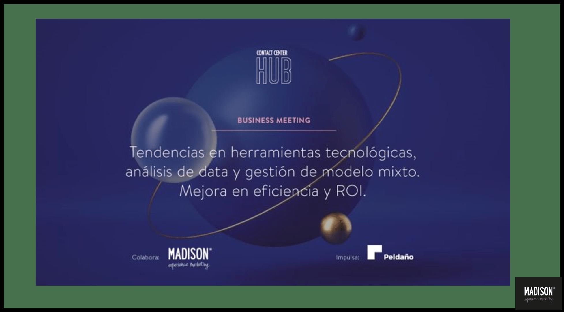 Portada BPO business meeting