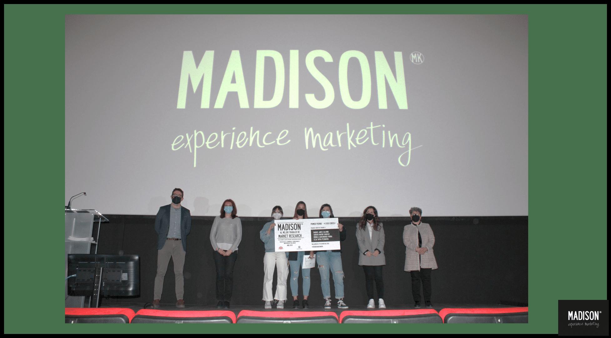 Premios madison universidad de valladolid 2020 investigacion de mercados