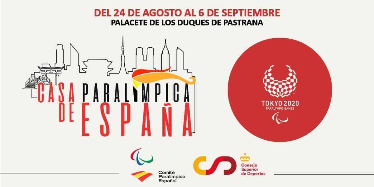 Casa paralimpica de España MADISON